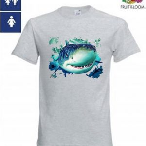 Shark Design Tee