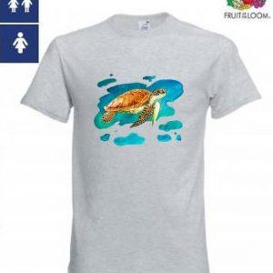 Turtle Design Tee
